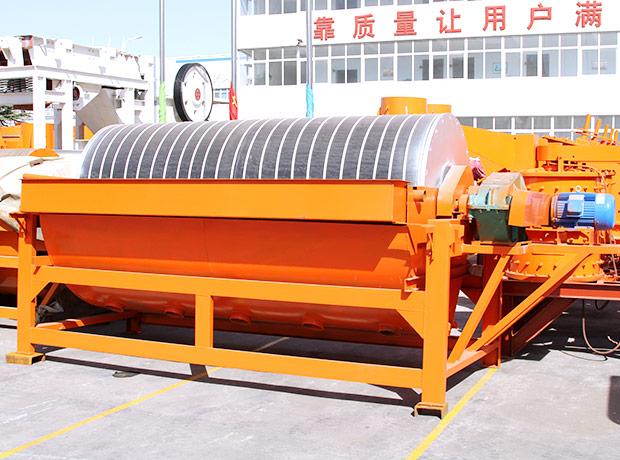 专业生产各类型号的干、湿式磁选机,环保节能,价格也实惠