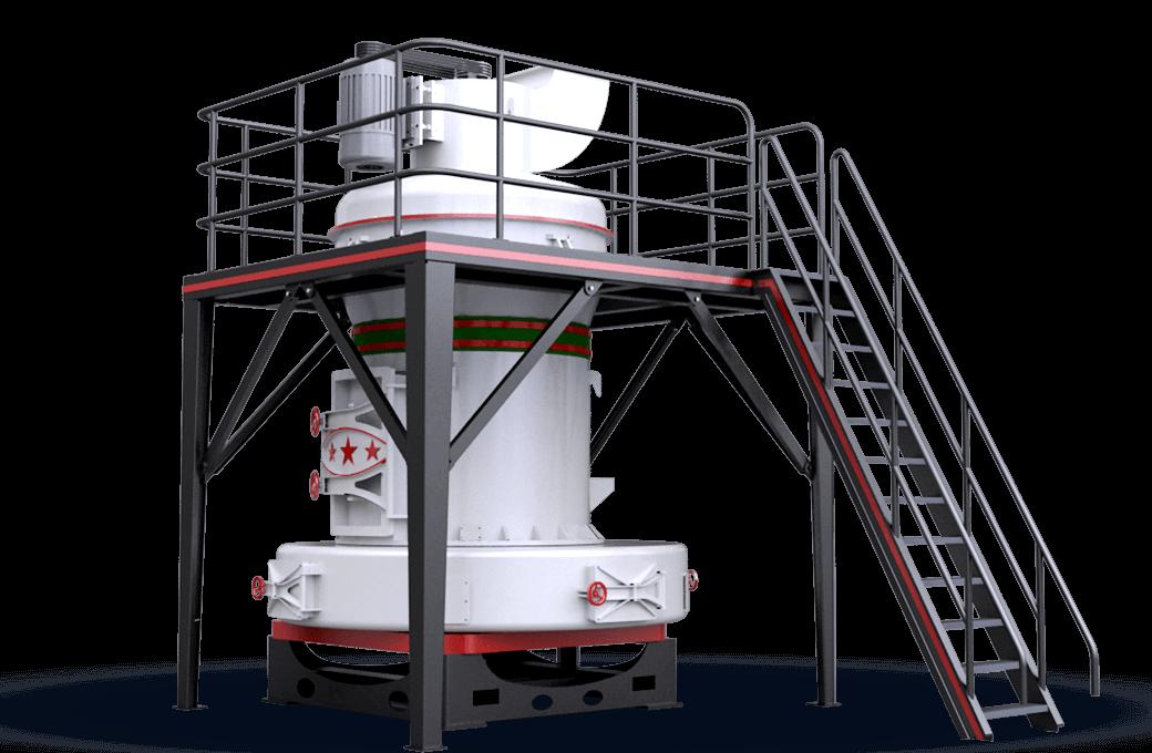 HGM德版节能细粉磨-新型低耗款磨粉设备工厂直销
