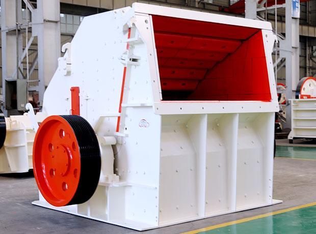 反击式破碎机-时产高、节能环保的二破常用细碎机